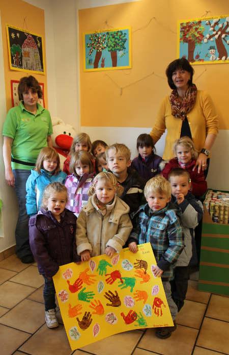 Bilder des Kindergarten Rainrod
