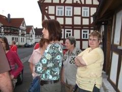 2009 Dorfrundgang des MGV